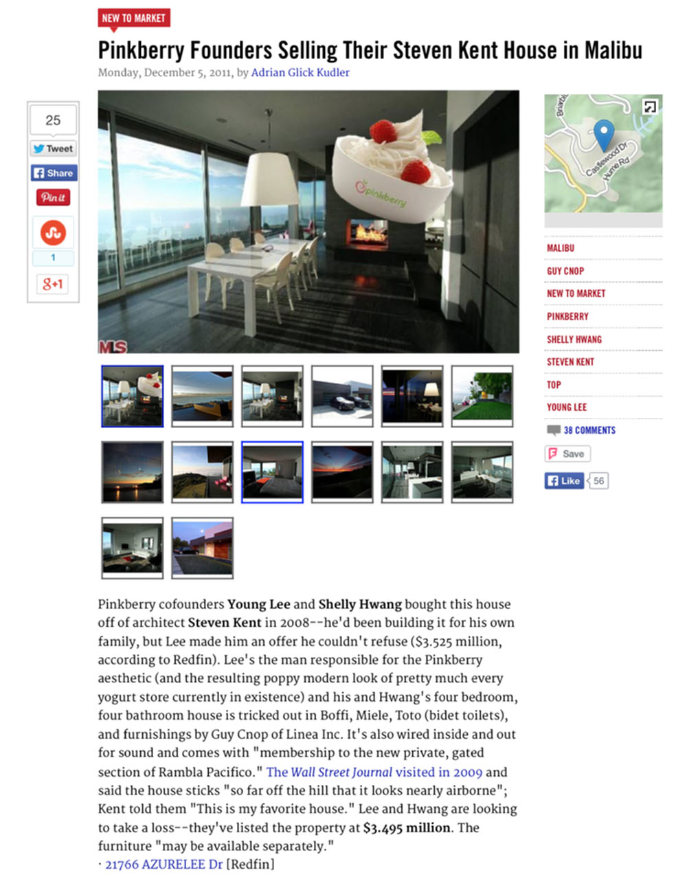 Pinkberry-Founders-Selling-Their-Steven-Kent-Designed-House