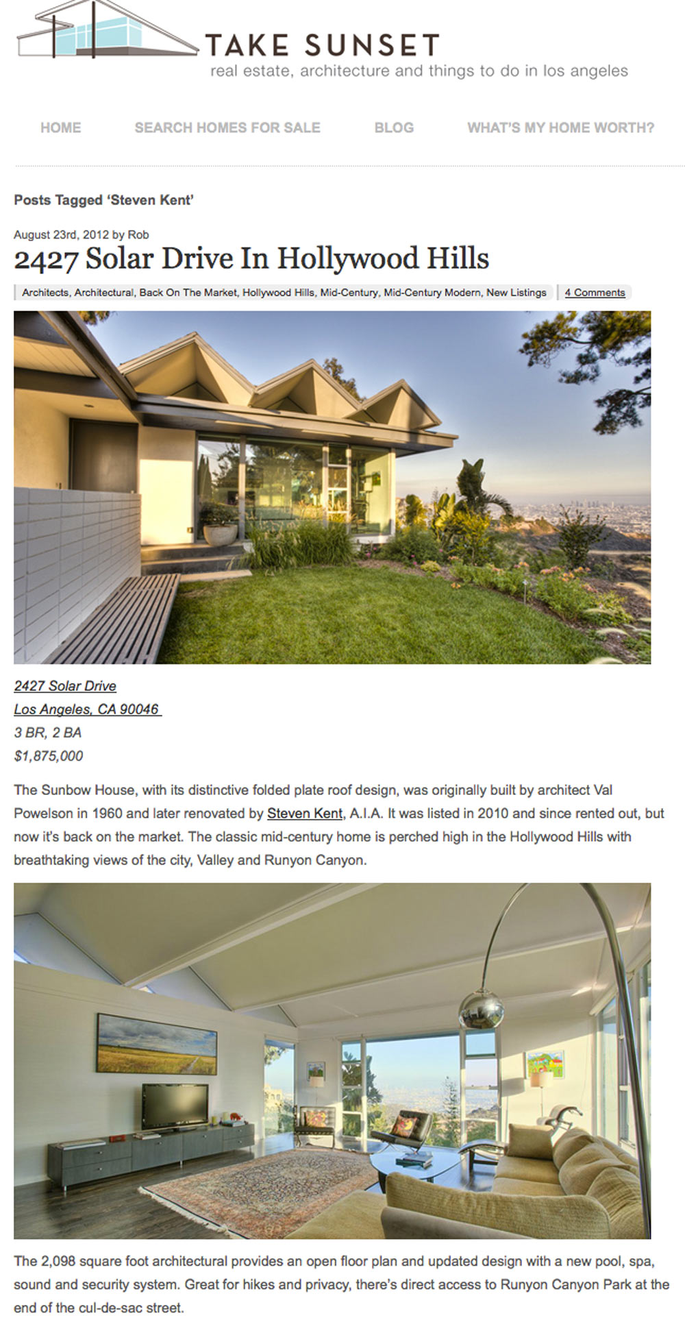 Steve-Kent-Hollywood-Hills-Architecture